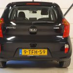 KIA Picanto 1.2 Cvvt 5-DRS 2014 Zwart full